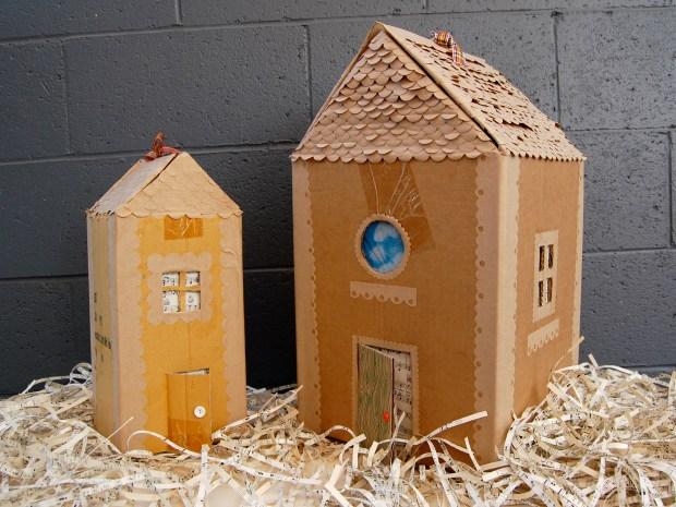 Gingerboard Houses