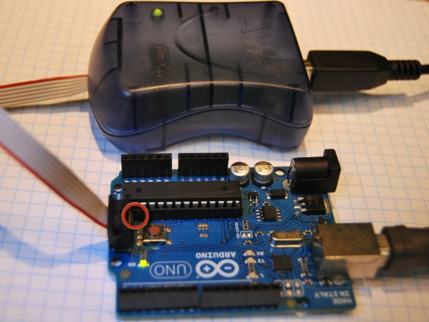 Replace and Re-Flash a Blown Arduino