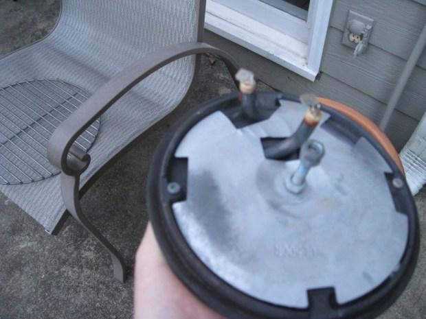 Clay Pot Smoker