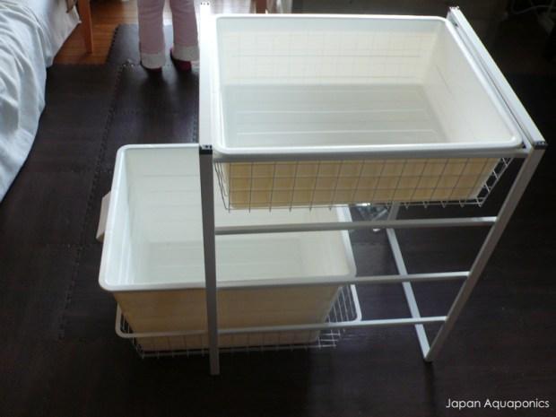 Indoor Aquaponics System