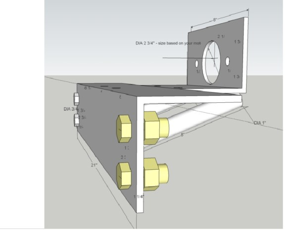 CEB Hopper Supports and Grate Supports