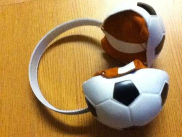 Earmuffs of Recycled Material