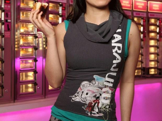 Japanese Punk Shirt