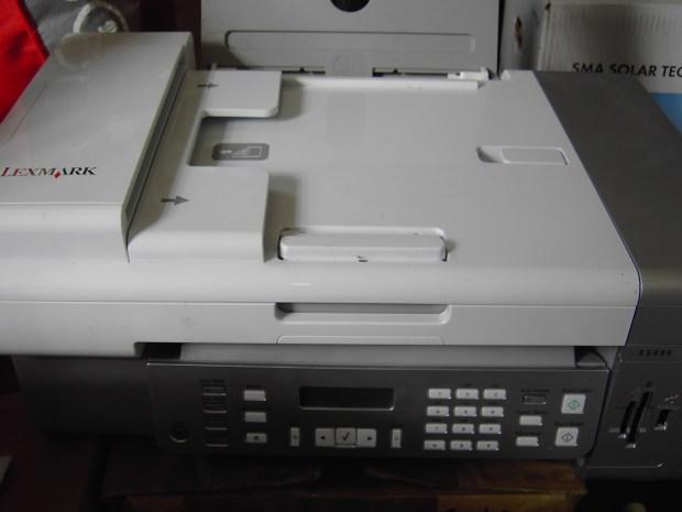 USB Card Reader from a Dumped USB Printer