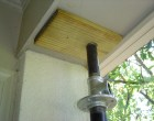 Swiveling Balcony Hoist