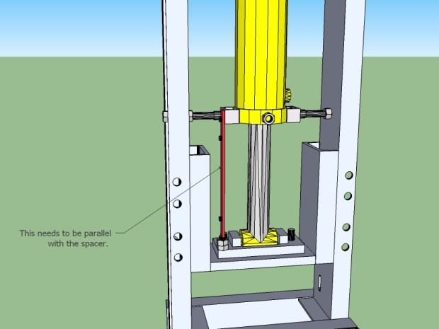 CEB Main Frame: Install Small Components