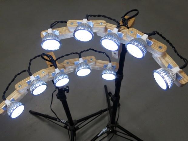 Electronics: Fun and Fundamentals — LED Photo Lights