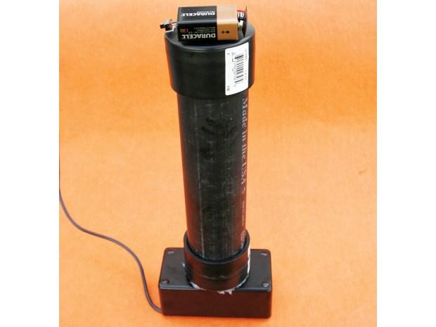Lensless Microscope