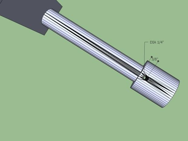 CEB Shaker Hammer and Shaft
