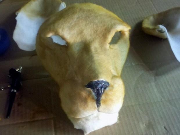 Egyptian God and Goddess Masks