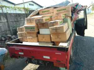 cargo balikpapan
