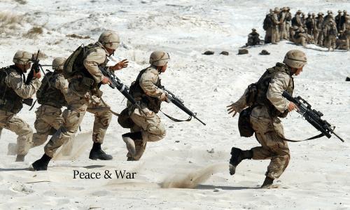 平和と戦争に関する英単語