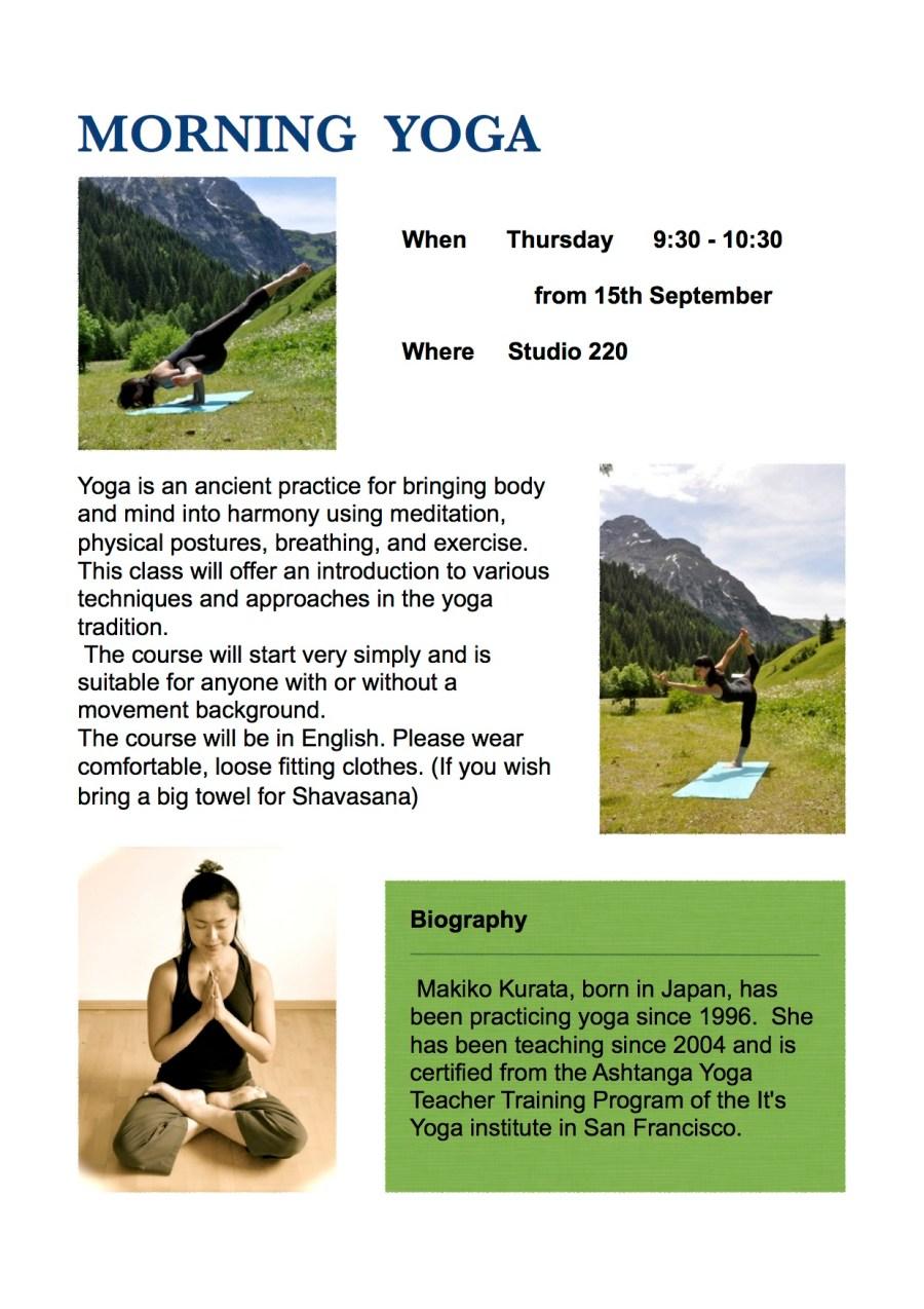 seoul yoga poster copy
