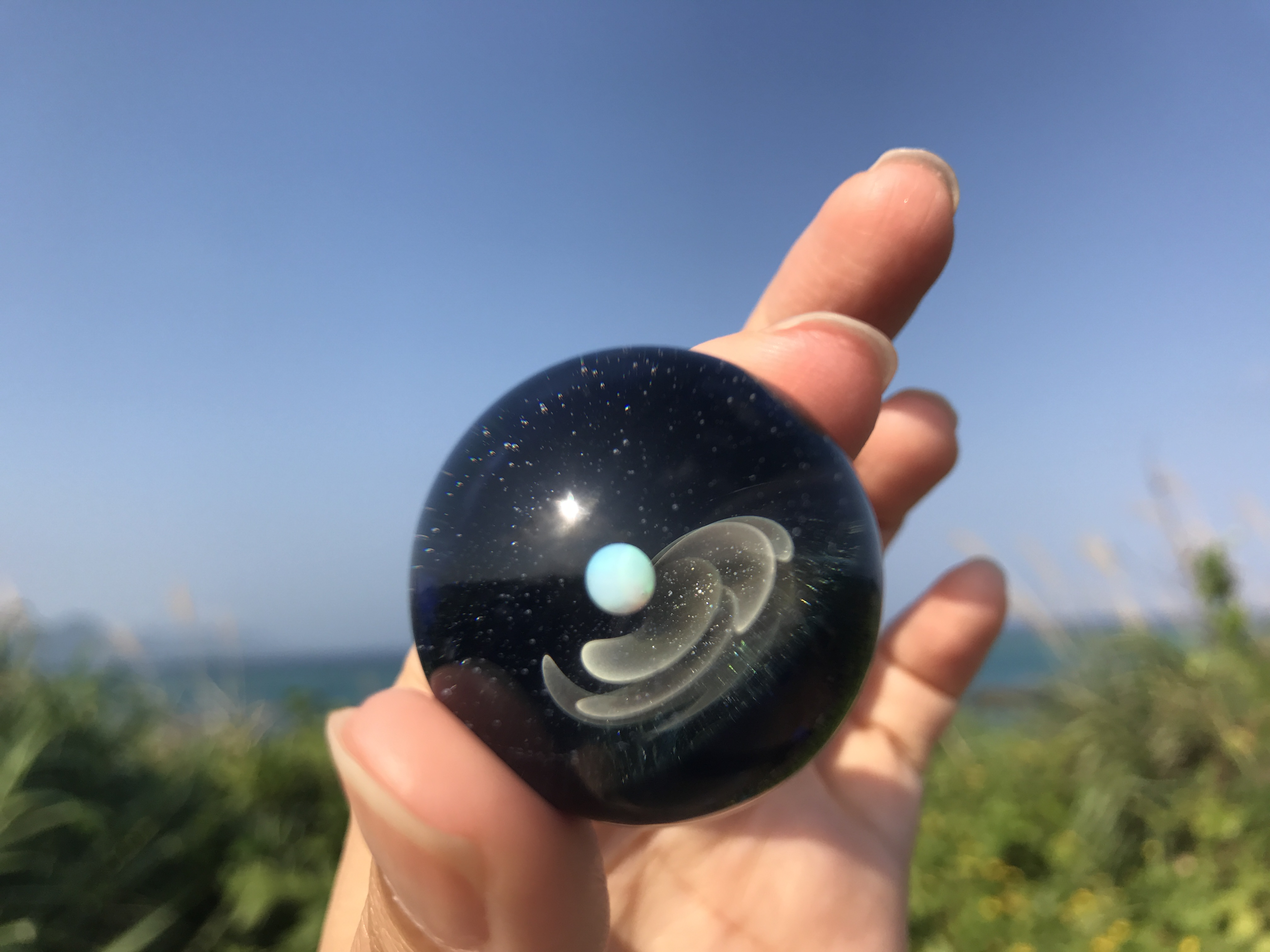 You are currently viewing 手のひらの宇宙