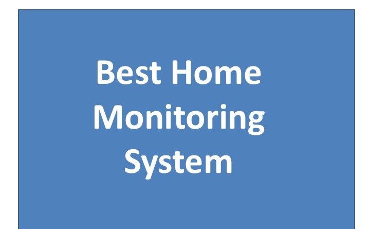 best home monitoring system and why you need one making. Black Bedroom Furniture Sets. Home Design Ideas