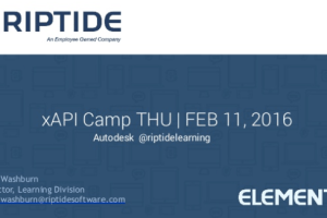 Riptide Learning Case Studies by Alex Horan