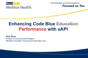 Code Blue MedStar Health by Dave Bauer