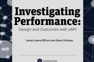 Investigating Performance by Janet Laane Effron and Sean Putman