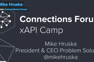 Building Rich Ecosystems with xAPI by Mike Hruska