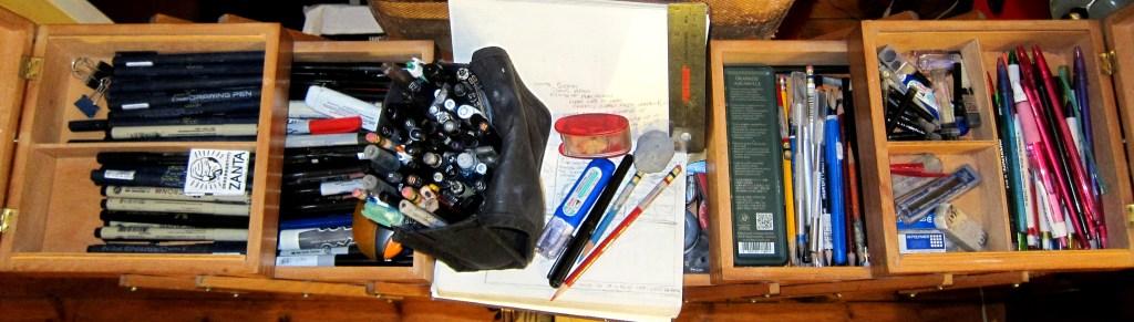 Salgood Sam's studio took kit