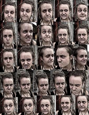 PJ faces!