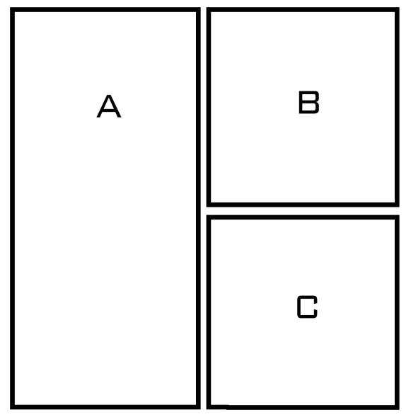 Z Blockage: reads across, then down.