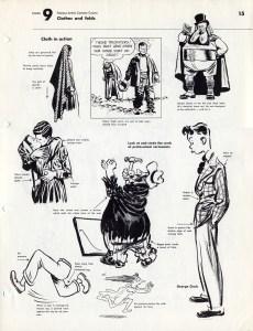 Famous Artists Cartoon Course