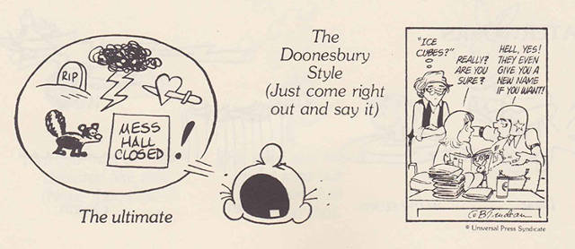 From Lexicon of Comicana (1980) by Mort Walker