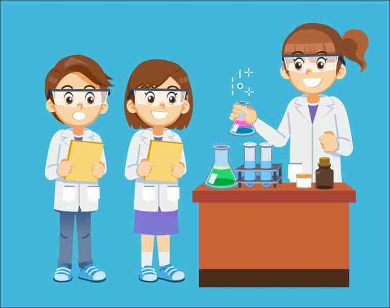 7 Science lesson pack combination