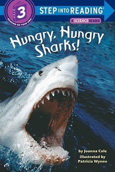 Hungry Hungry Sharks Level 15+  Reading Recovery Level.