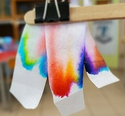 Junior Science: Chromatography and Splitting colours.