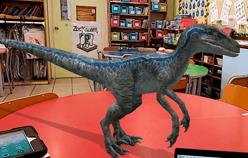 How to use Augmented Reality (AR) in the Classroom