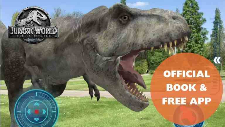 Review: Carlton Books Augmented Reality (AR) for Classroom