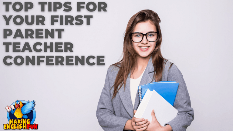 14 Tips For Your First Parent Teacher Conference – For Teachers