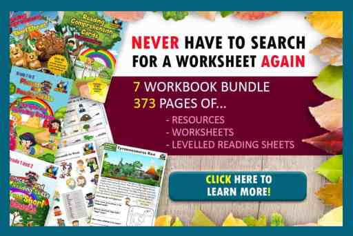 Grade 1-5 Worksheet bundle