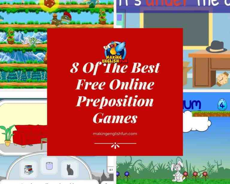 The Best Free Online Prepositions Games