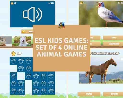 FREE Online Animal Games
