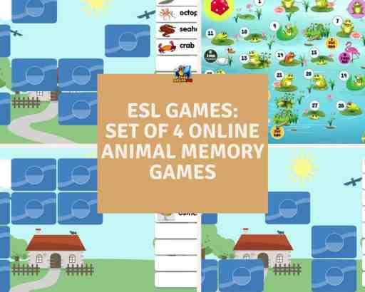 Animal Online Matching Games