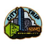 Girl Scout City Trip Fun Patch