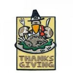 Thanksgiving Fun Patch