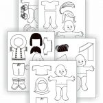 A World of Girls Journey Paper Doll