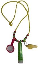Girl Scout Hiking Necklace