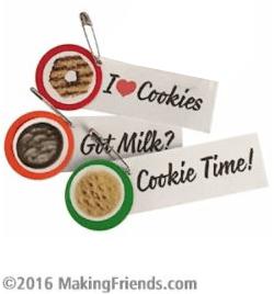 Girl Scout Mini Cookie SWAP