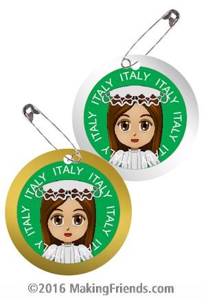 Italy Thinking Day Swaps