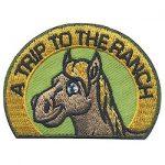 Girl Scout Trip to Ranch Fun Patch