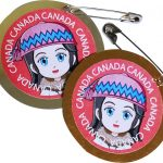 Canada Girl Scout SWAP Kit