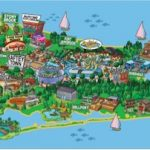 Long Island Girl Scout Map