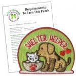 Shelter Helper Patch Program®