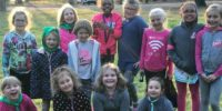 Troop 6022 of North Little Rock Cabin Camping.  How will your troop earn the Happy Camper patch?