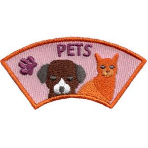 Pet Advocate Scout Patch